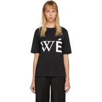 Etudes Studio Black Wikipedia Edition Unity T Shirt