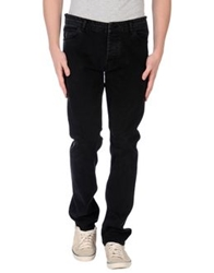 Surface To Air Denim Pants Black
