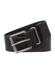Howick Leather Jeans Belt Black