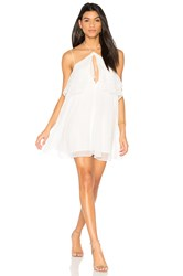 Finders Keepers Mantle Dress White
