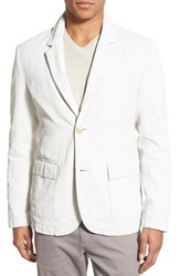 Men's James Perse Linen Blend Sport Coat