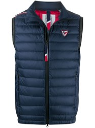 Rossignol Fitted Logo Plaque Gilet 60