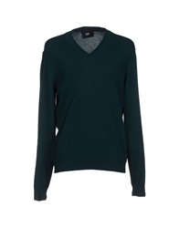 Dandg D And G Sweaters Green