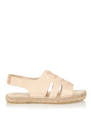 Prism Palawan Slingback Leather Sandals