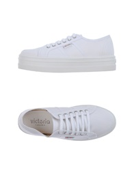 Victoria Low Tops And Trainers Light Grey