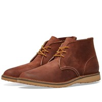 Red Wing Shoes Weekender Chukka Boot Brown