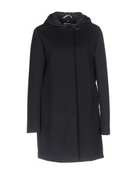 Jan Mayen Coats And Jackets Down Jackets Dark Blue