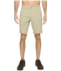 Royal Robbins Everyday Traveler Shorts Khaki Men's Shorts