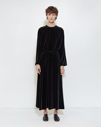 Dua An Long Sleeve Dress Black