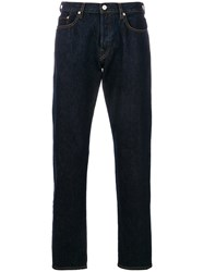 Paul Smith Ps By Classic Slim Fit Jeans Cotton Blue