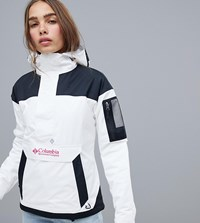 Columbia Challenger Pullover In White 101 White
