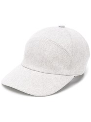 Loro Piana Baseball Cap Grey