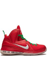 Nike Lebron 9 Sneakers Red