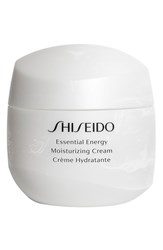 Shiseido Essential Energy Moisturizing Cream No Color