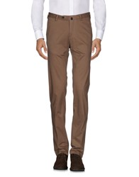 Royal Hem Casual Pants Khaki