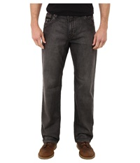 Prana Axiom Jean Charcoal Wash Men's Jeans Navy