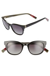 Ed Ellen Degeneres Women's 48Mm Gradient Sunglasses Black
