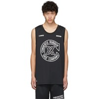 Neighborhood Black Converse Edition Mesh Tank Top