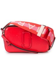 Marc Jacobs Snapshot Small Camera Bag Red