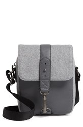 Ted Baker London Warmf Flight Bag Grey