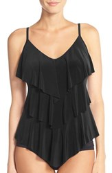 Magicsuitr Women's Magicsuit 'Rita' Tankini Top Black