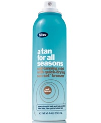 Bliss A Tan For All Seasons 4.4 Oz.