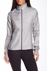 Asics Electro Jacket Gray