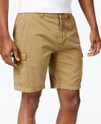American Rag Men's Cargo Shorts Only At Macy's Dull Gold