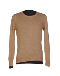 Messagerie Sweaters Camel