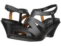 Lifestride Persephone Black Women's Wedge Shoes