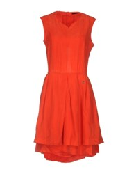 5Preview Short Dresses Red