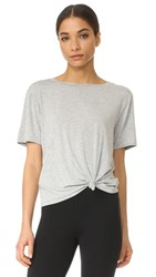David Lerner Clement Tee Heather Grey