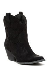 Rebels Val Western Bootie Black