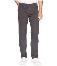 Agave Denim Classic Fit Rincon Twill Pant In Pavement Pavement Casual Pants Gray