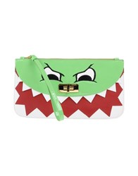 Moschino Cheap And Chic Handbags Green