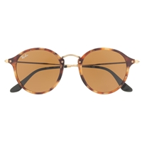J.Crew Ray Ban Icon Round Sunglasses Tort