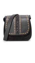 Belstaff Aleta Cross Body Bag Black