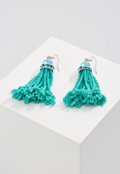 Sweet Deluxe Susanka Earrings Silvercoloured Blue
