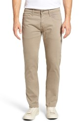 Mavi Jeans Men's Big And Tall Zach Straight Leg Twill Pants Beige Twill