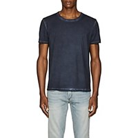 Atm Anthony Thomas Melillo Pigment Dyed Cotton T Shirt Blue
