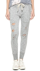 Nsf Rue Destroy Sweatpants Vintage Heather Destroy
