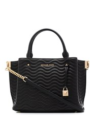 Michael Michael Kors Quilted Logo Tote 60