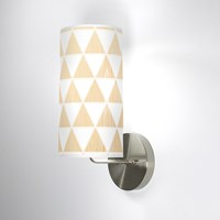 Jefdesigns Triangle 1 Wall Sconce