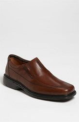 Clarksr Men's Clarks 'Un. Sheridan' Slip On Medium Brown