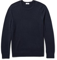 Club Monaco Cashmere Sweater Midnight Blue