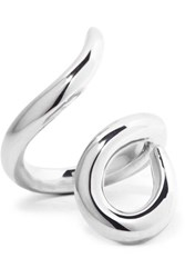 Jennifer Fisher Root Silver Plated Ring One Size