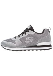 Skechers Sport Og 85 Trainers Light Gray Sparkle Silver Grey