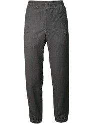 Tim Coppens Elasticated Trousers Grey