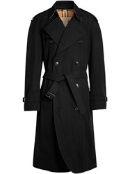 Burberry The Westminster Heritage Trench Coat Black
