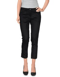 Cnc Costume National C'n'c' Costume National Trousers 3 4 Length Trousers Women Black